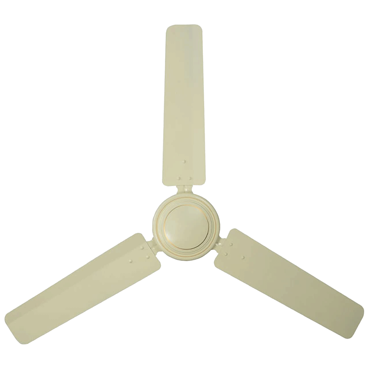 USHA Swift 120 cm Sweep 3 Blades Ceiling Fan (High lift angle blade, 111148831W, Ivory)_1