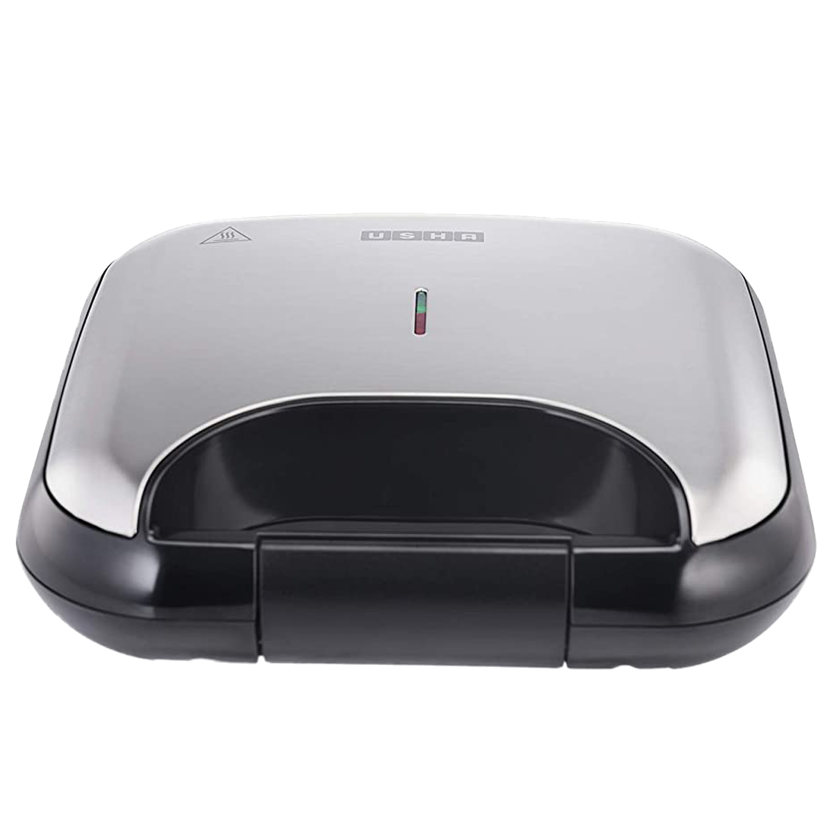 Usha 750 Watt 4 Slice Sandwich Toaster (ST 3772, Black)