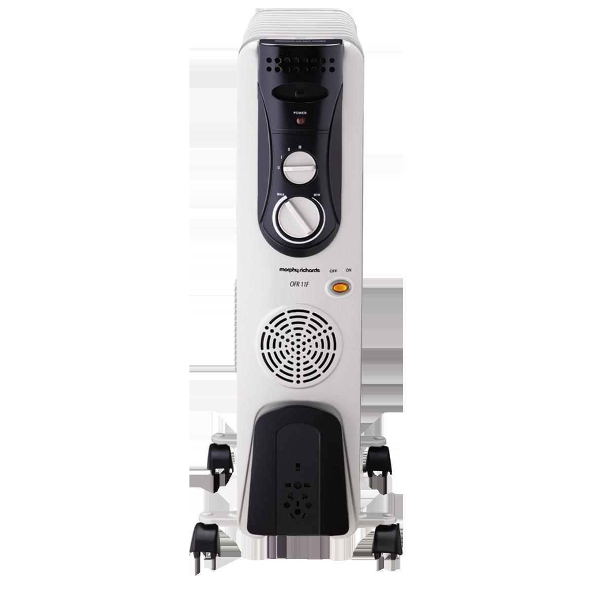 Morphy Richards 2900 Watt Oil Filled Room Heater (OFR 11F, White)_1