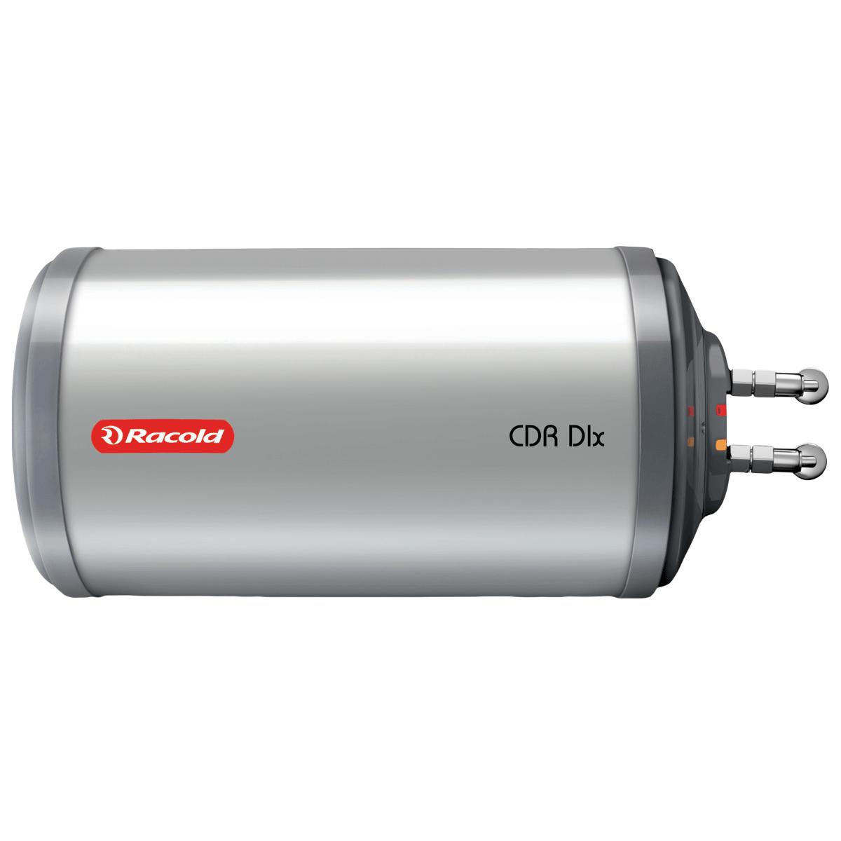 Racold CDR DLX 10 Litres 3 Star Storage Water Geyser (2000 Watts, LHS Water Inlet, White)_1