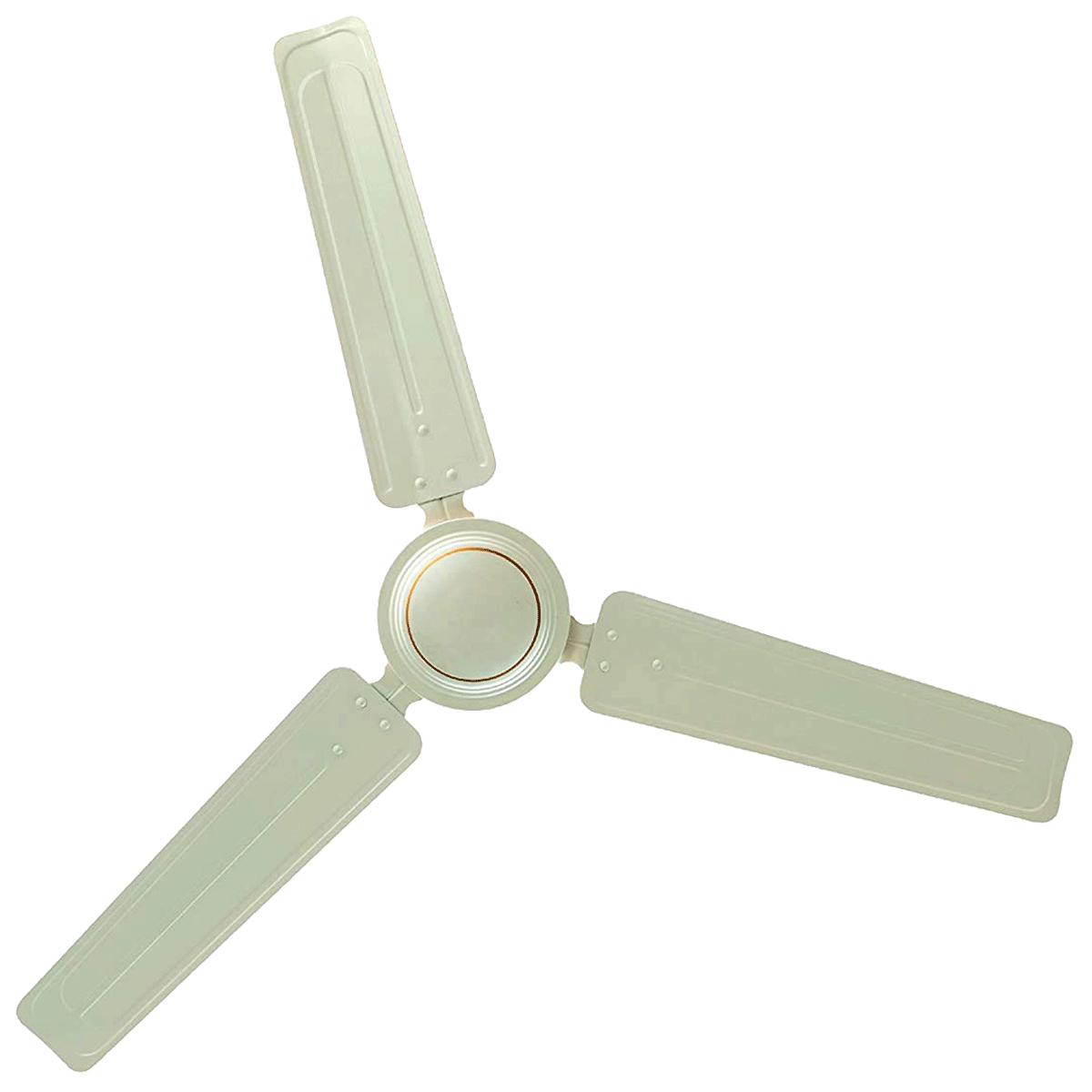 Lifelong Glide 120cm Sweep 3 Blade Ceiling Fan (With Copper Motor, LLCF106, Ivory)_1
