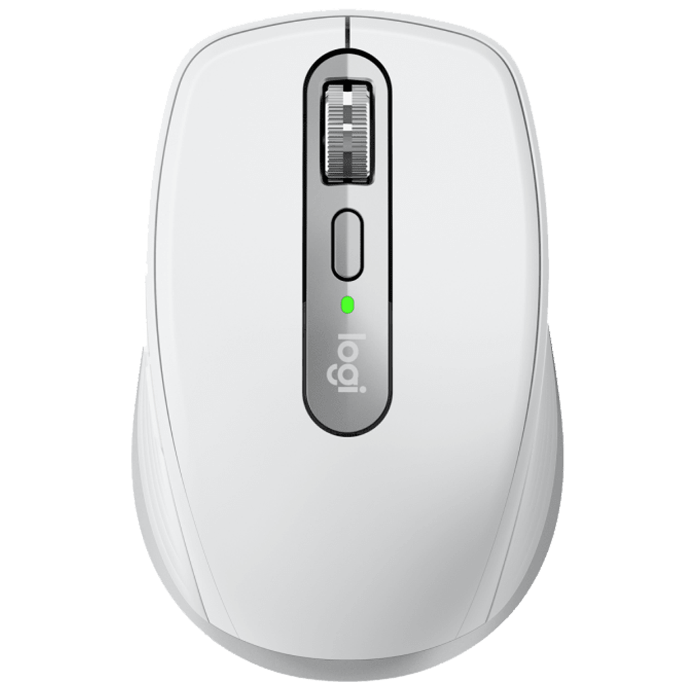 Logitech MX Anywhere 3 Bluetooth and USB Laser Mouse (Sensor Technology, 910-005995, Pale Gray)_1
