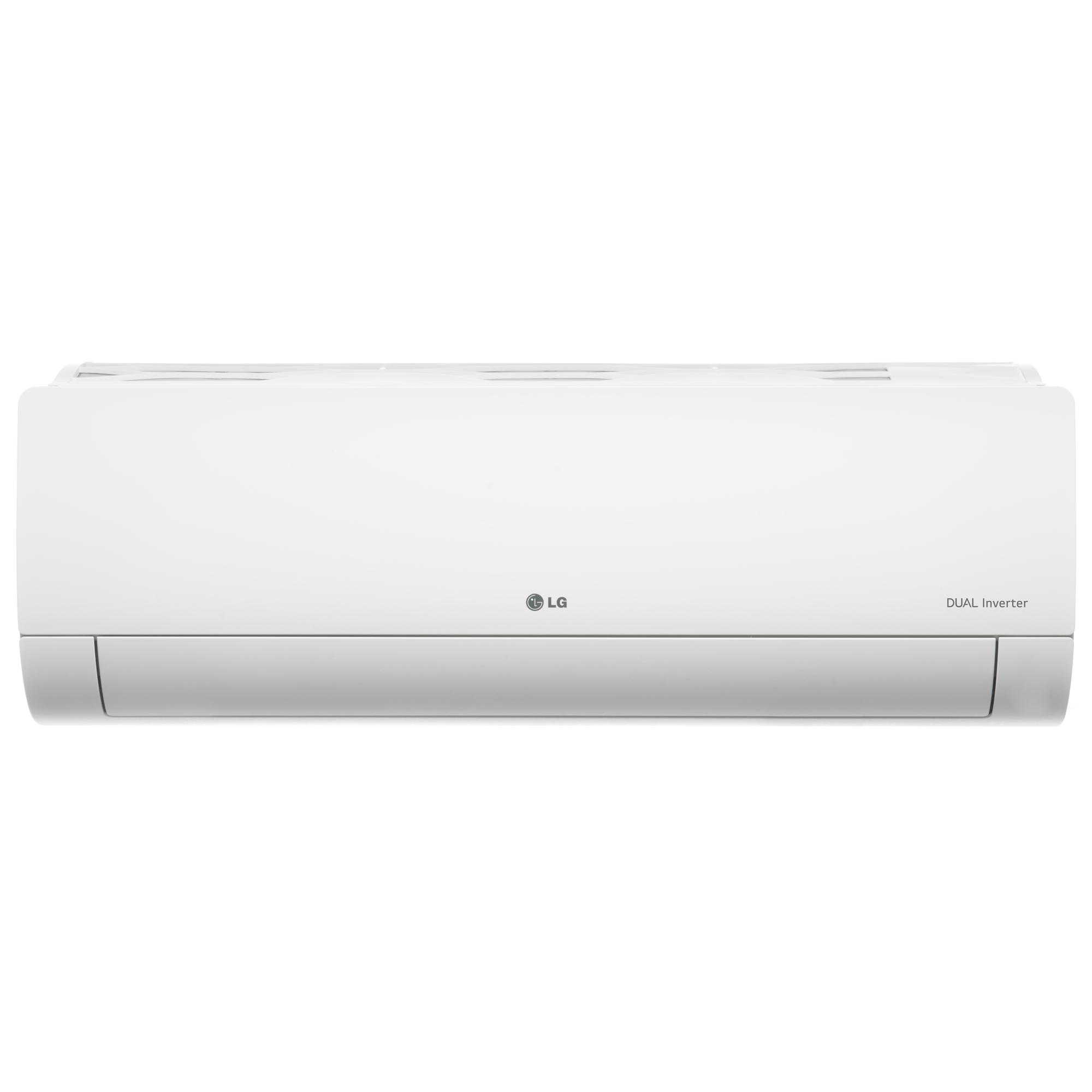 LG 1 Ton 3 Star Inverter Split AC (Air Purification Filter, Copper Condenser, MS-Q12UVXA, White)_1