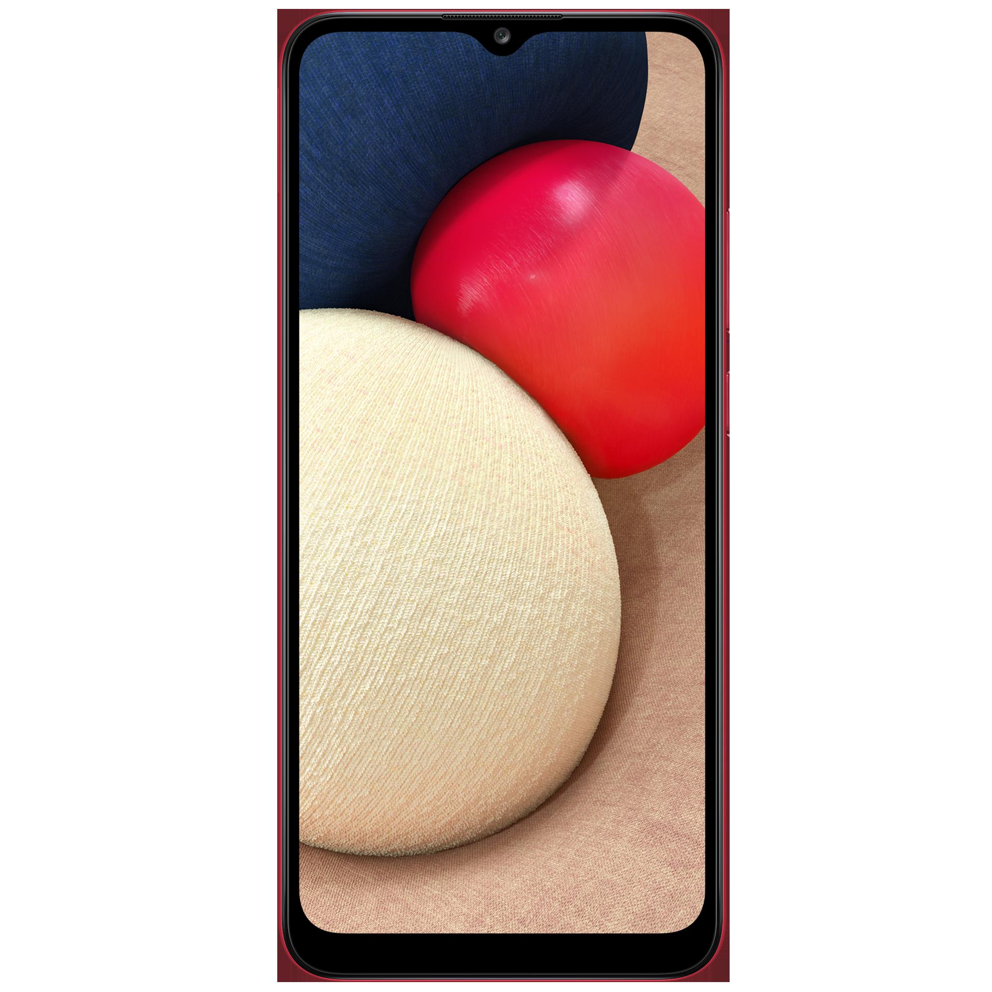 Samsung Galaxy M02s (64GB ROM, 4GB RAM, SM-M025FZRFINS, Red)_1