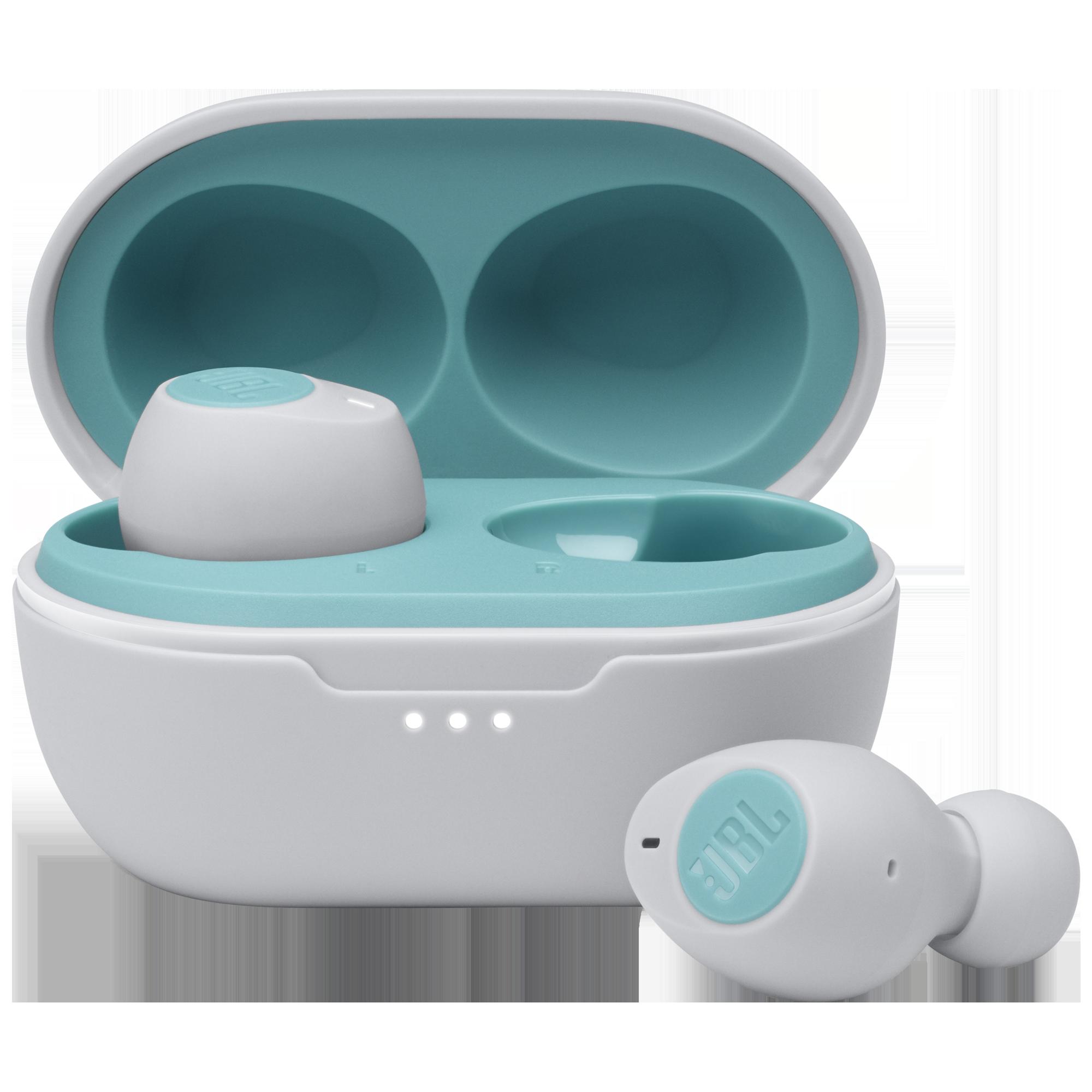 JBL Tune 115TWSIn-Ear Truly Wireless Earbuds with Mic (Bluetooth 5.0, Voice Assistant, JBLT115TWSBLU, Blue)_1