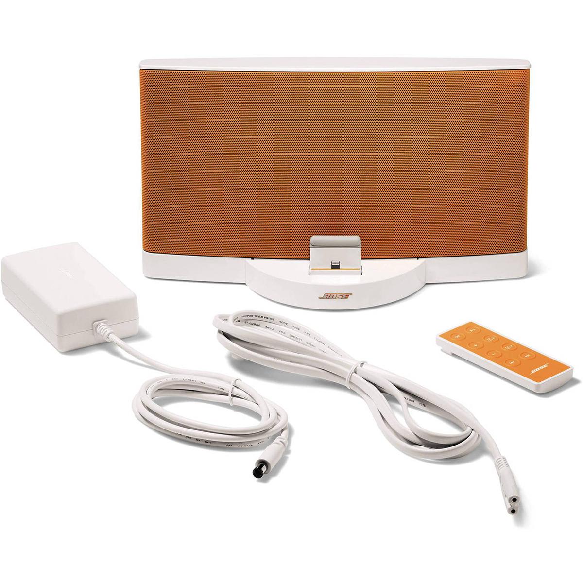 Bose SoundDock Digital Music System (Series III, Orange)_1