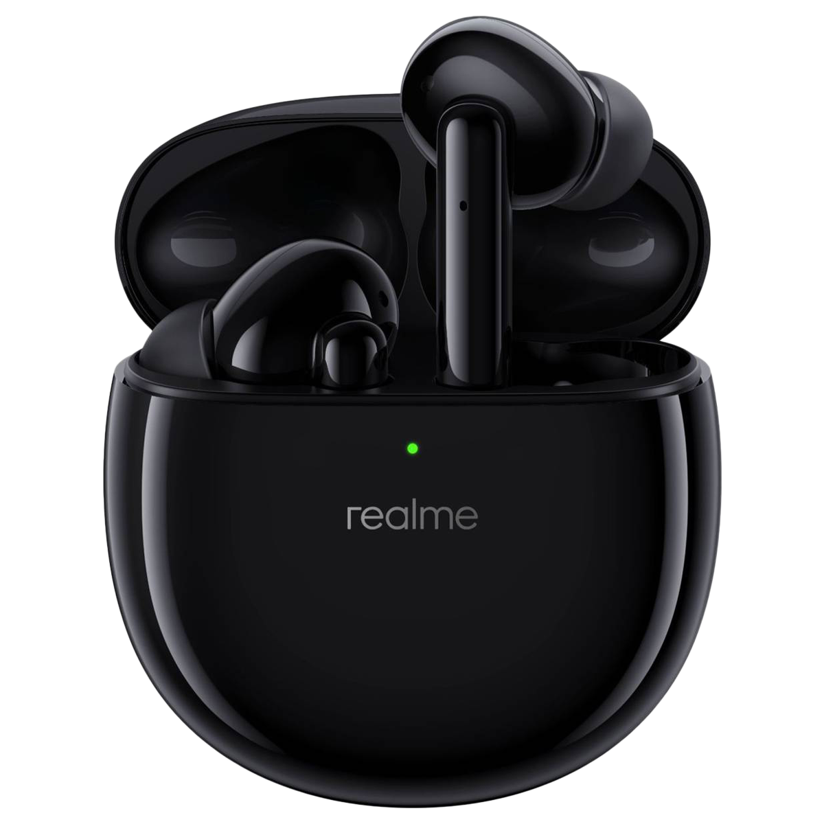 Realme Buds Air Pro In-Ear Active Noise Cancellation True Wireless Stereo Earbuds with Mic (Bluetooth 5.0, Dual-channel Transmission, RMA210, Black)