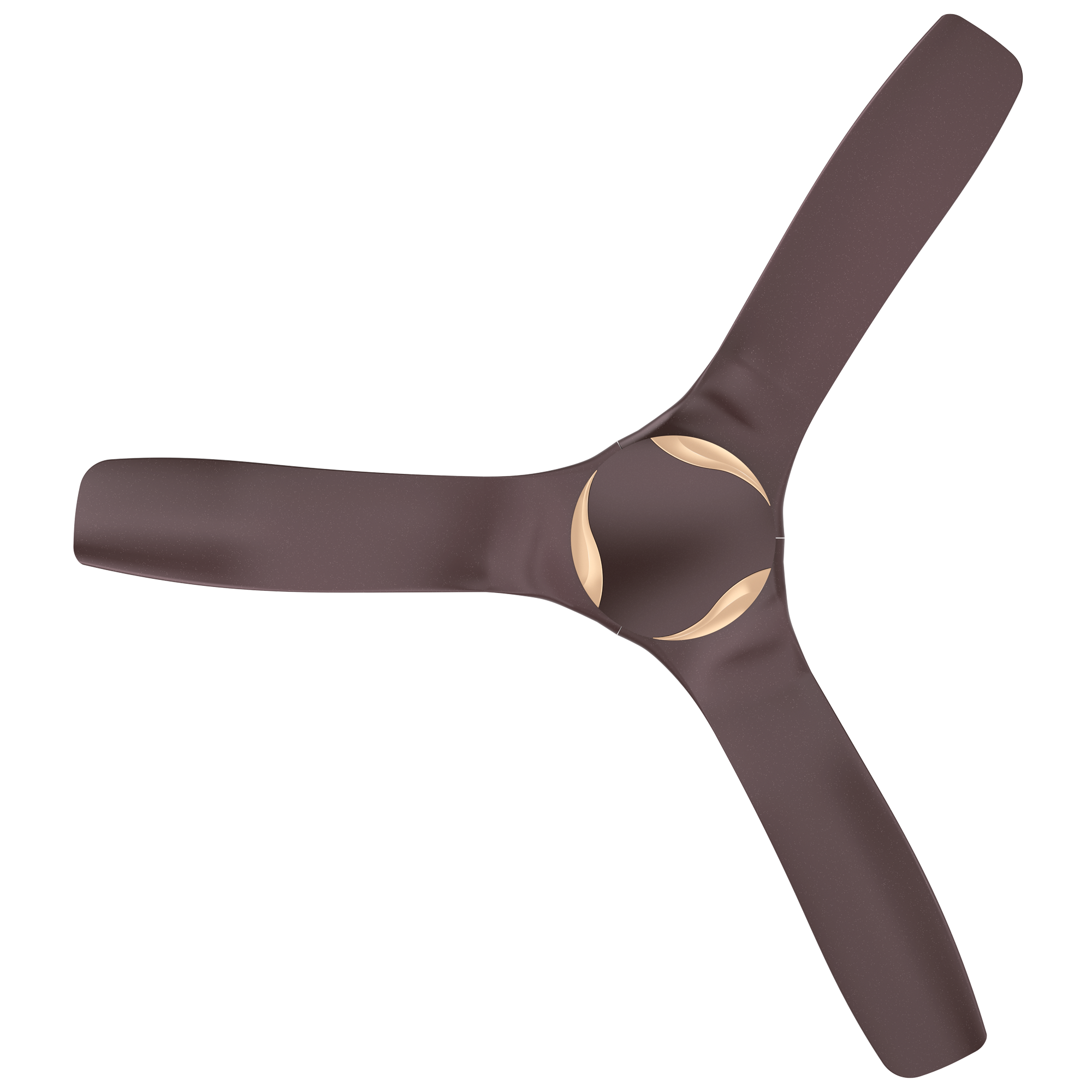 Havells Stealth Air Cruise 132cm Sweep 3 Blade Ceiling Fan (Dust Resistant, FHCSBSTDUC52, Dusk Champagne)_1