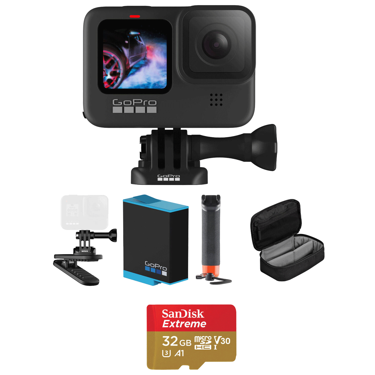 GoPro Hero9 20MP Action Camera (HyperSmooth 3.0, Black)_1