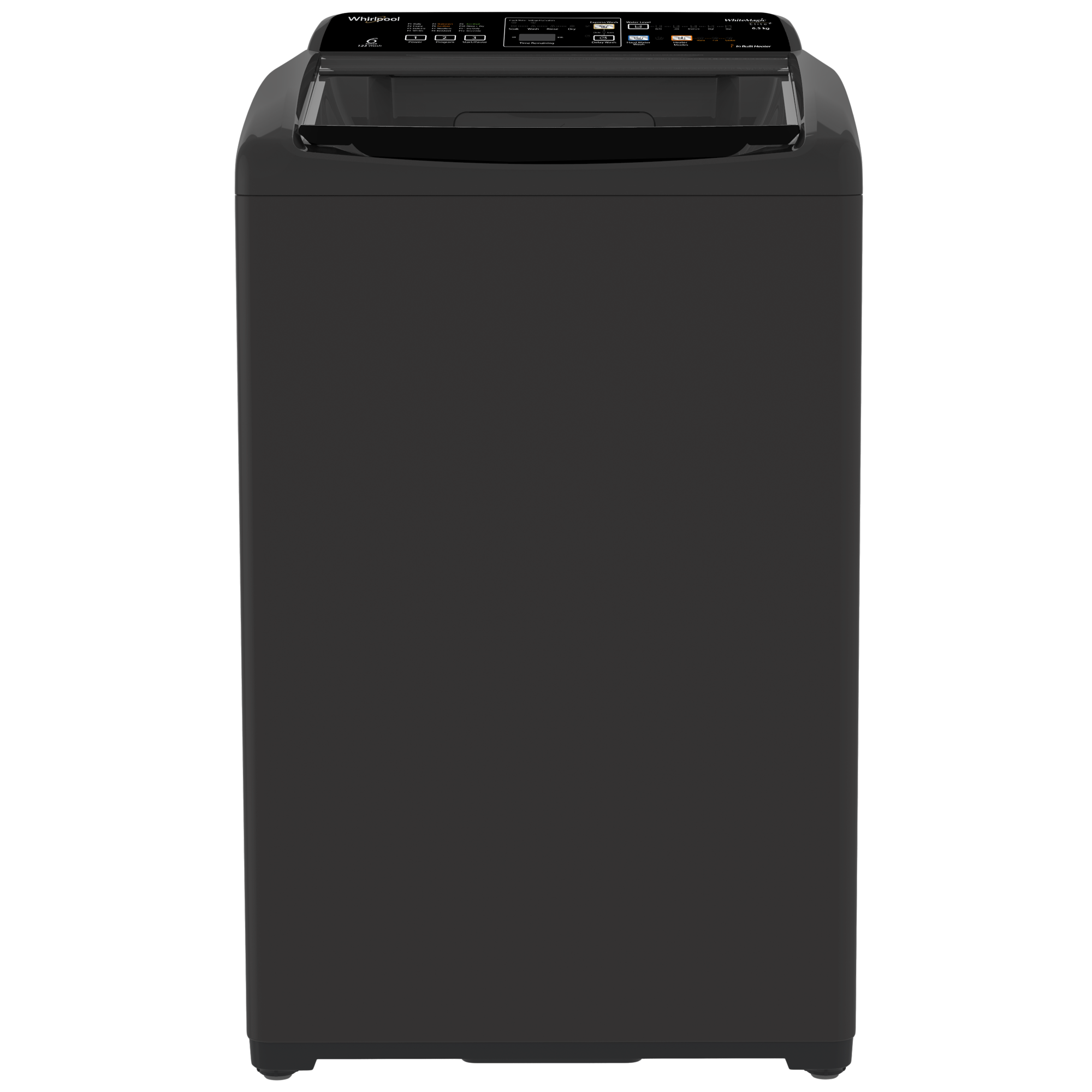 Whirlpool 6.5 kg 5 Star Fully Automatic Top Load Washing Machine (Built-In Heater, Whitemagic Elite Plus 6.5 10YMW, Grey)_1