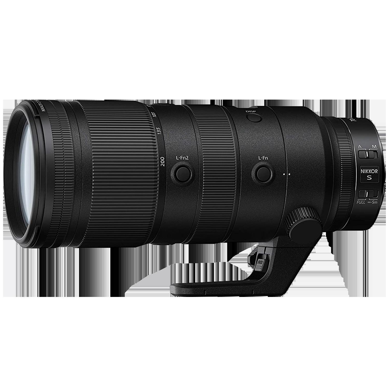 Nikon Nikkor Z 70-200 mm f/ 2.8 Telephoto Lens (Image Stabilization, JMA709DA, Black)_1