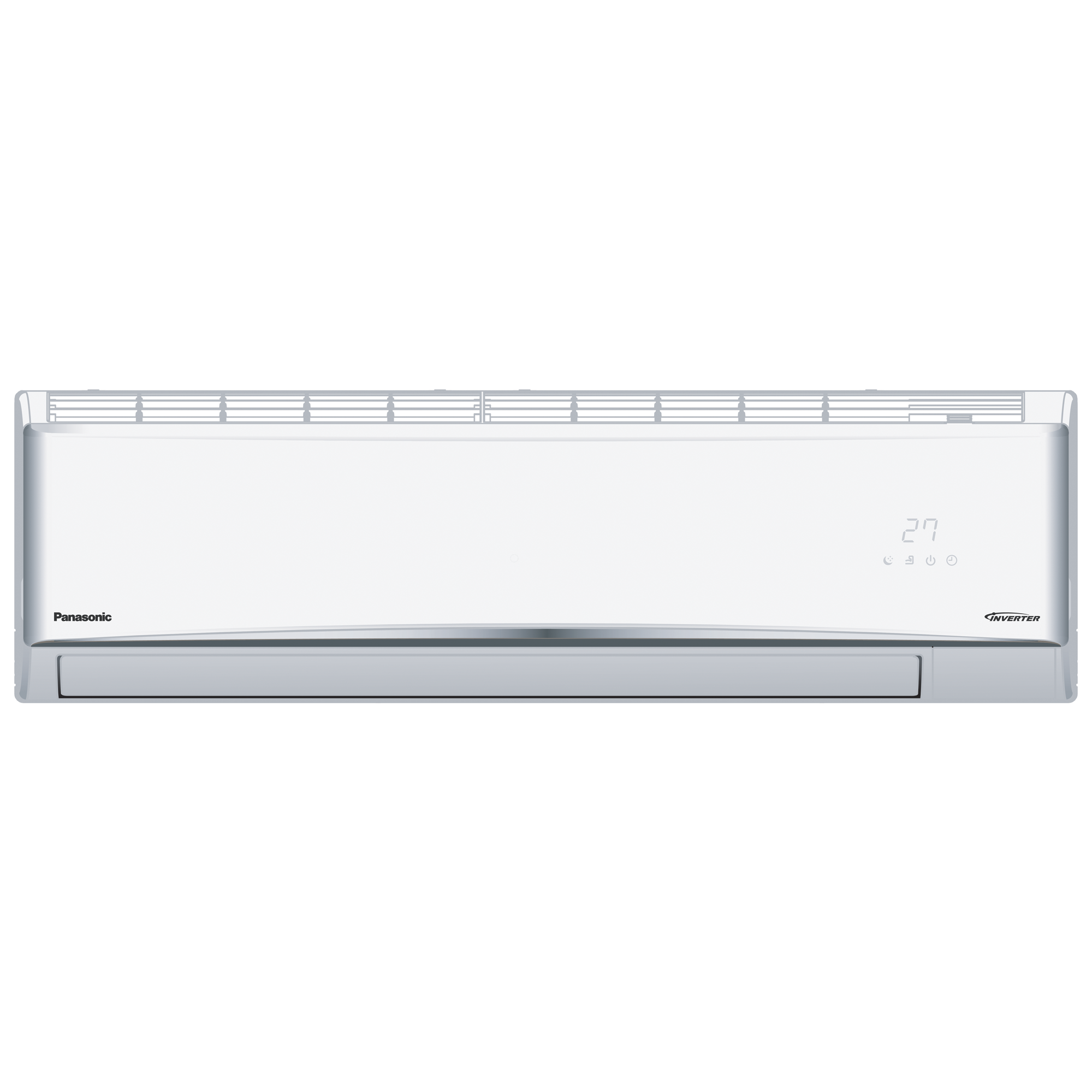 Panasonic ZU 1 Ton 5 Star Inverter Split AC (Air Purification Filter, Copper Condenser, CS/CU-ZU12XKYF, White)_1