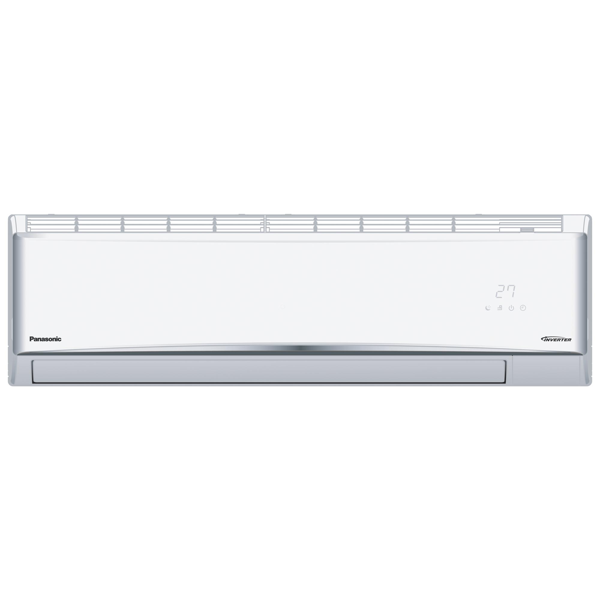 Panasonic ZU 1.5 Ton 5 Star Inverter Split AC (Air Purification Filter, Copper Condenser, CS/CU-ZU18XKYF, White)_1