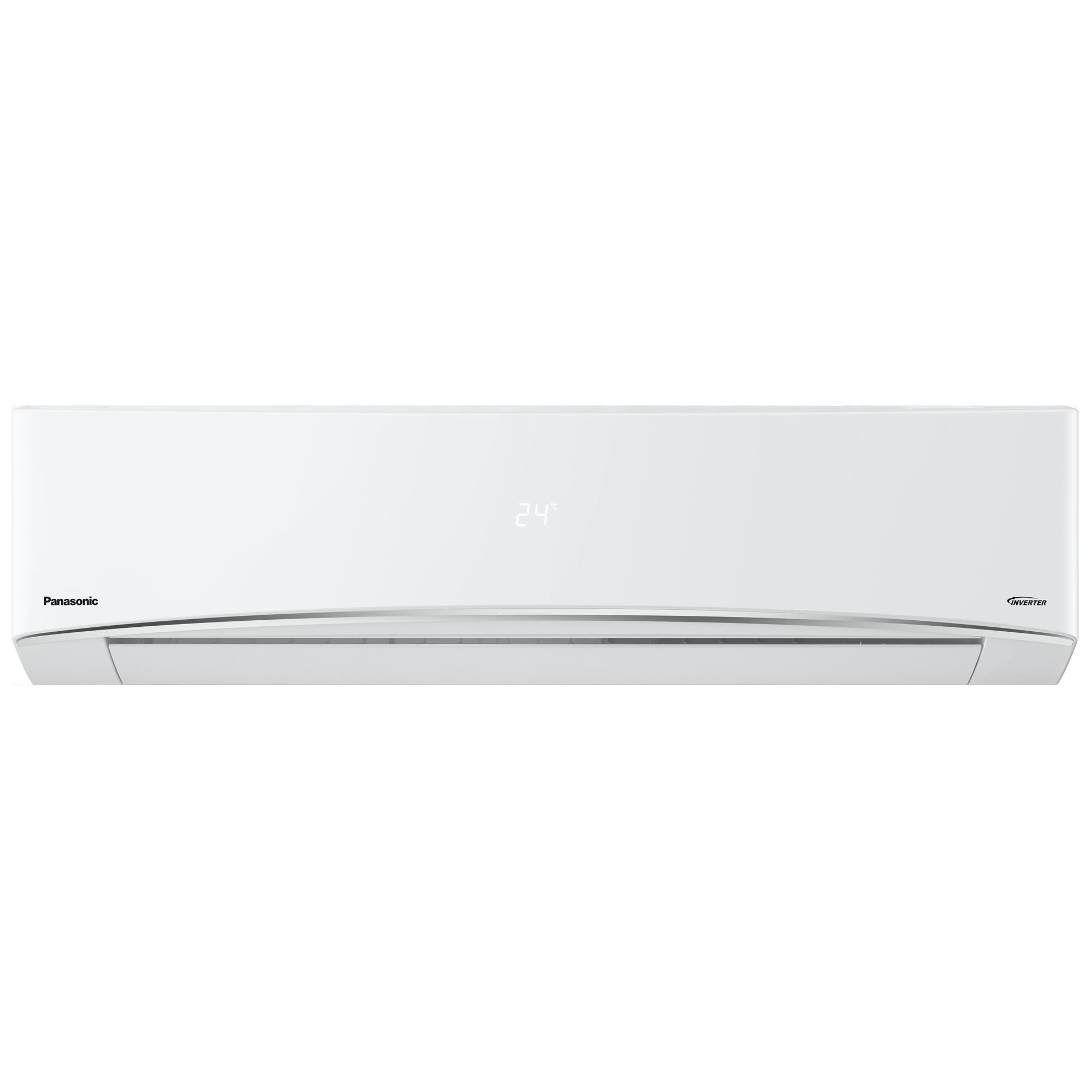Panasonic KU 1.5 Ton 3 Star Inverter Split AC (Air Purification Filter, Copper Condenser, CS/CU-KU18XKYF1, White)_1