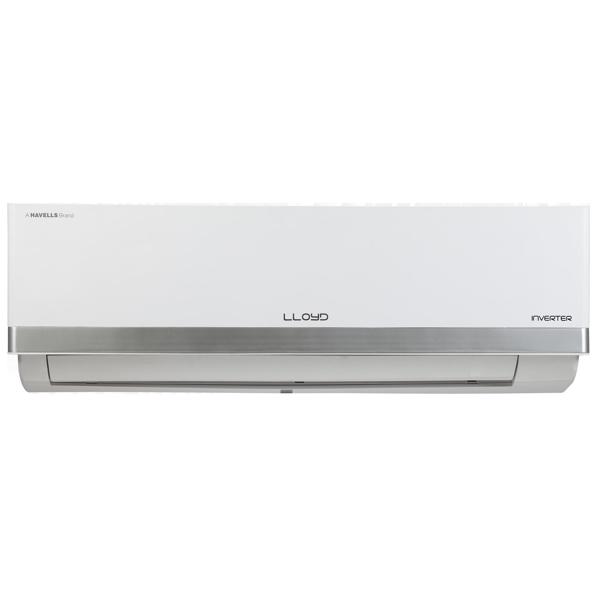 Lloyd BP 1 Ton 3 Star Inverter Split AC (Copper Condenser, GLS12I36WSBP, White)_1