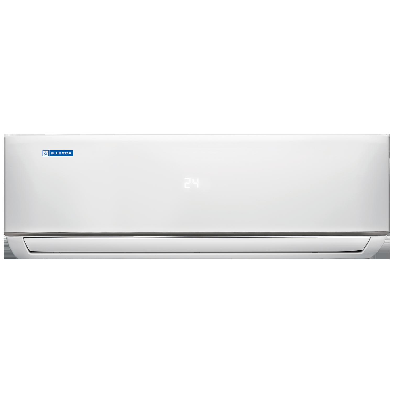Blue Star DL 1.5 Ton 3 Star Split AC (Air Purification Filter, Copper Condenser, FS318DLTU, White)_1