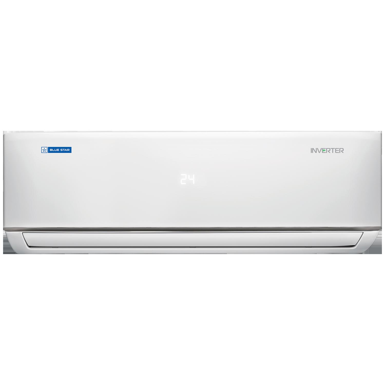 Blue Star DL 1 Ton 5 Star Inverter Split AC (Air Purification Function, Copper Condenser, IC512DLTU, White)_1