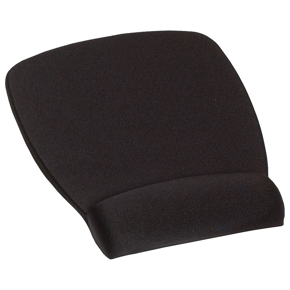 3M MW209MB Mouse Pad For Mouse (Non-Skid Backing, Kanfa051, Black)_1
