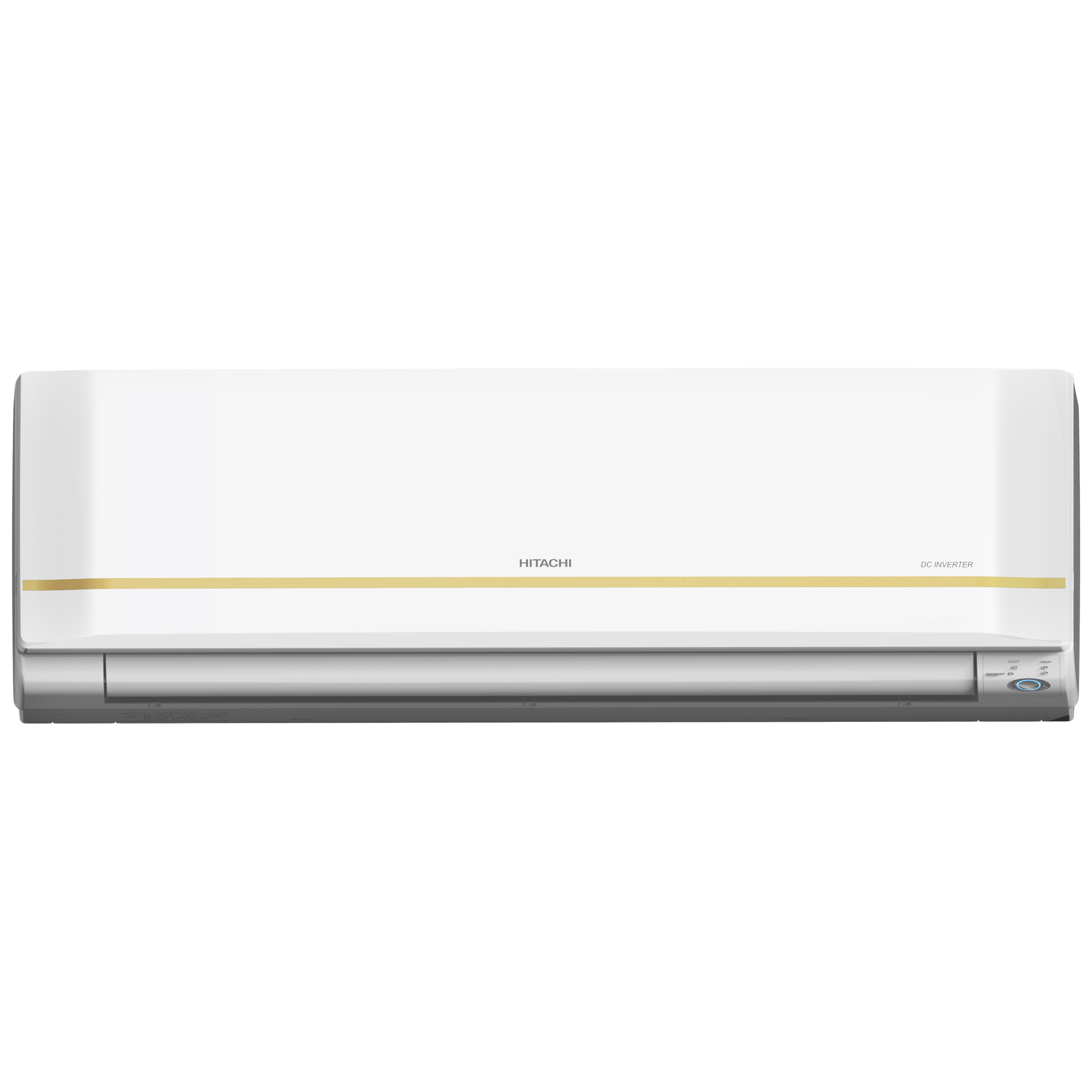 Hitachi Kiyora 5300X I-Clean 1.5 Ton 5 Star Inverter Split AC (Copper Condenser, RSRG518IEEA, White)_1
