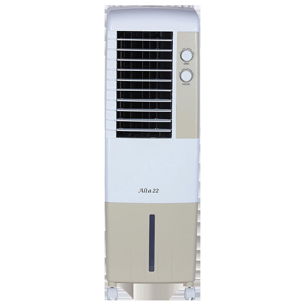 Kenstar Alta 22 Litres Tower Air Cooler (Inverter Compatible, KCLALTGY022BMH-ELM, Grey)_1