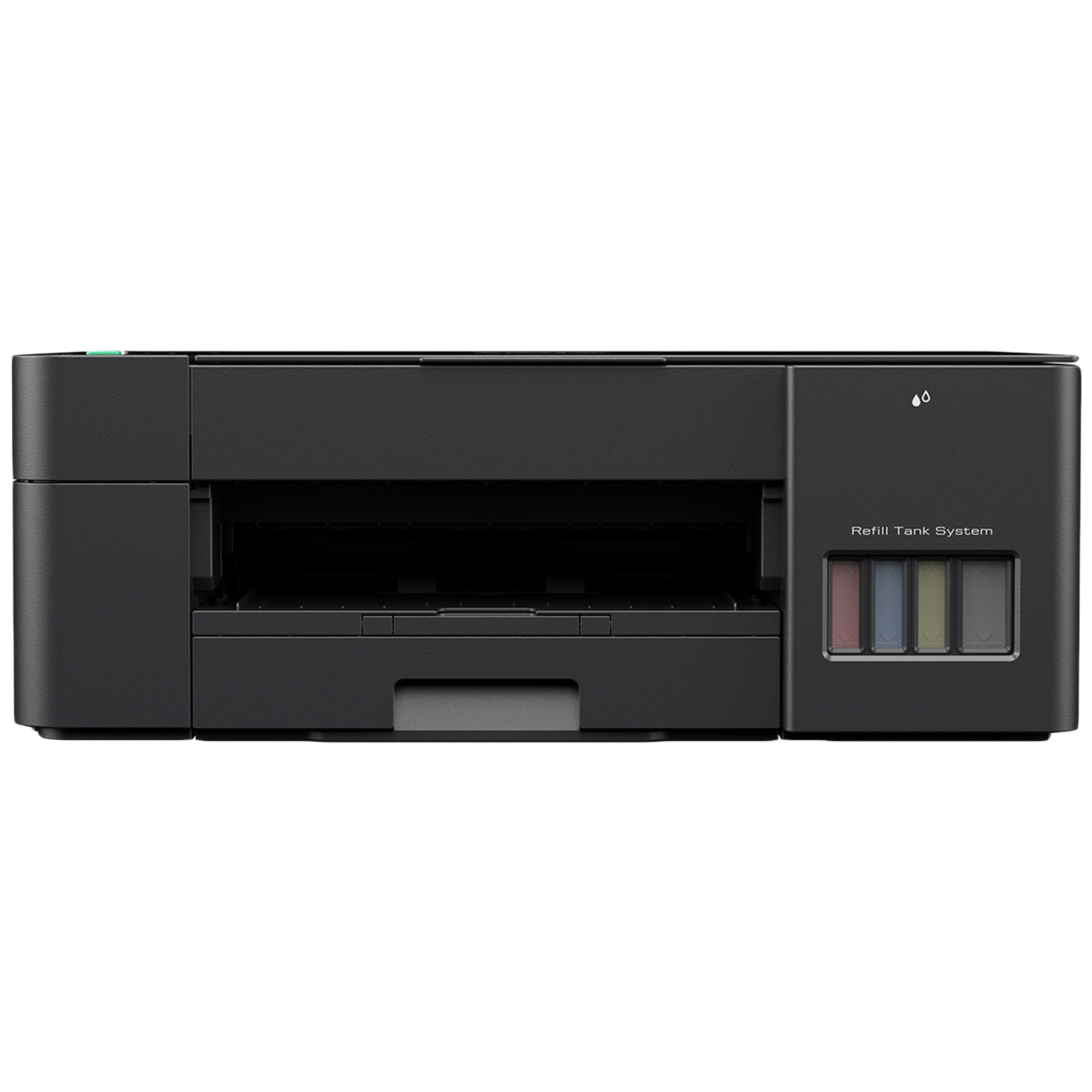 Brother Color Multi-Function Ink Tank Printer (Duplex Printing, DCP-T220, Black)_1