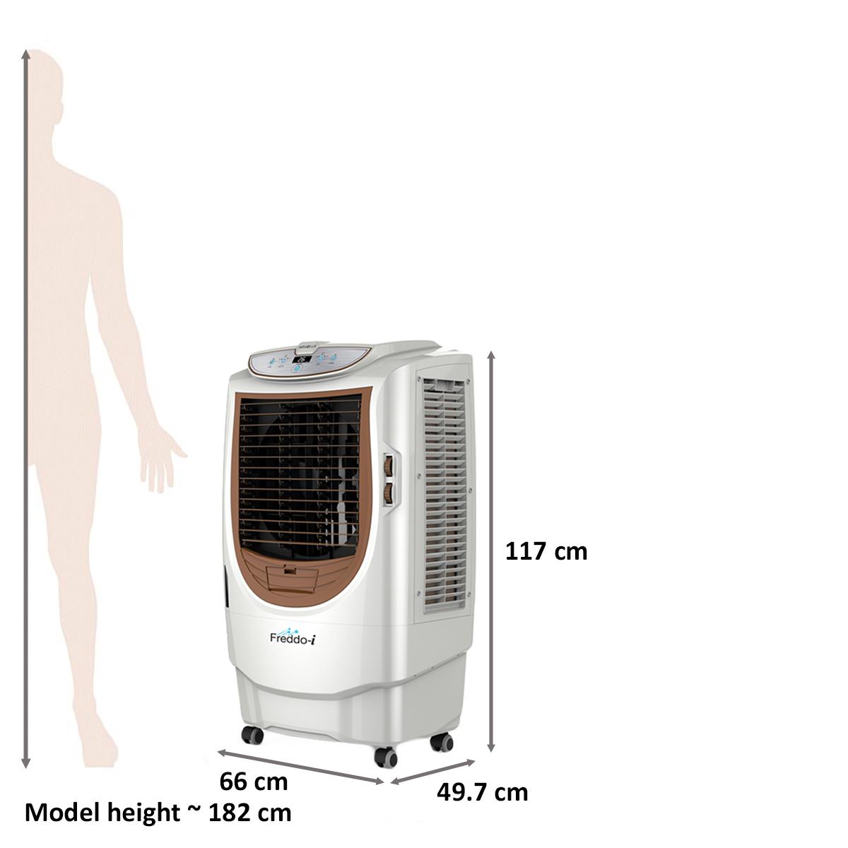 Havells 70 Litres Desert Air Cooler (Freddo I, White)_2