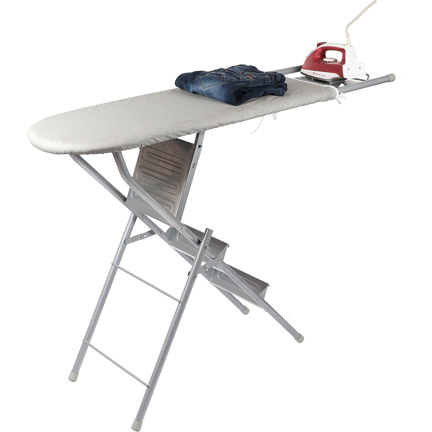 Peng Essentials Ironing Board (Converts to a Ladder, PNG000031, Black)_1