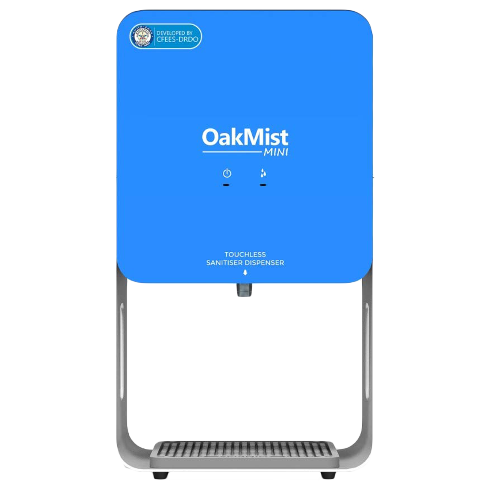 Oakmist Mini Automatic Sanitizer Dispenser (Touchless Sanitizer Dispenser, 95102, White)_1