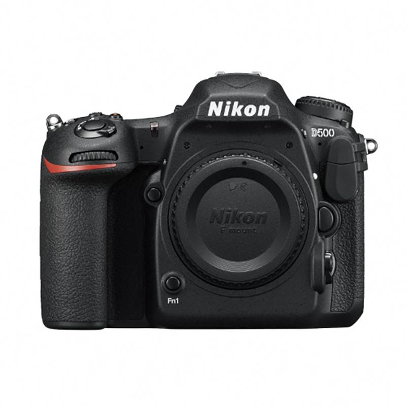 Nikon 20.9 MP DSLR Camera (Body Only) (D500, Black)_1