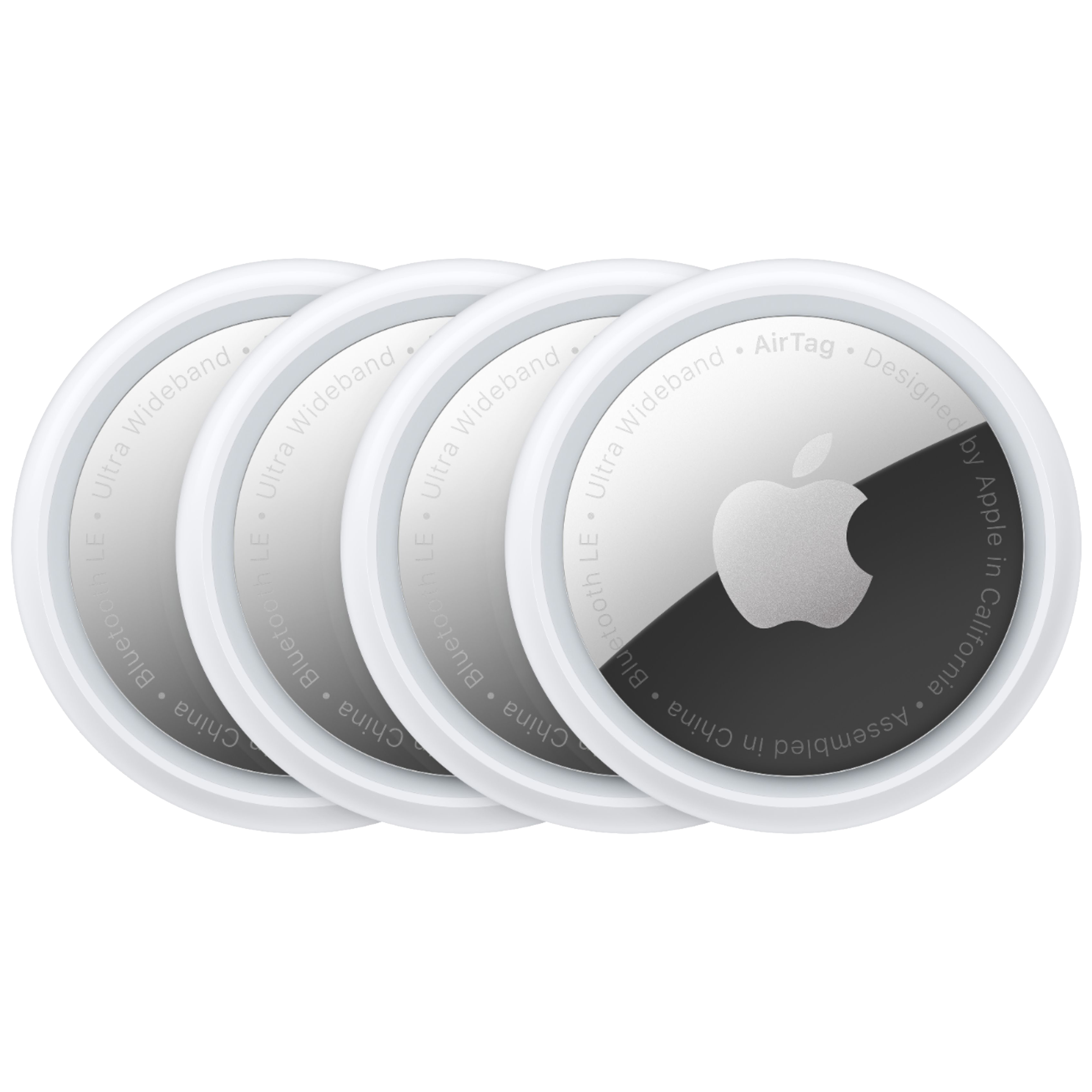 Apple AirTag (Pack of 4, Lost Mode, MX542ZM/A, White)_1