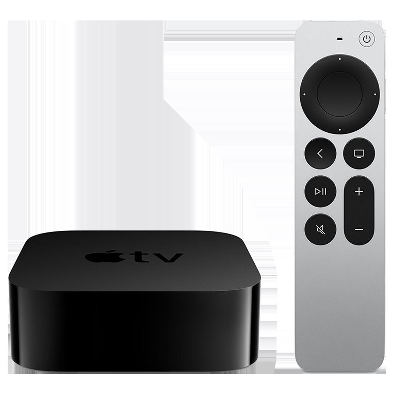 Apple TV 4K 32GB Media Streaming Box (IR Receiver, MXGY2HN/A, Black) 7