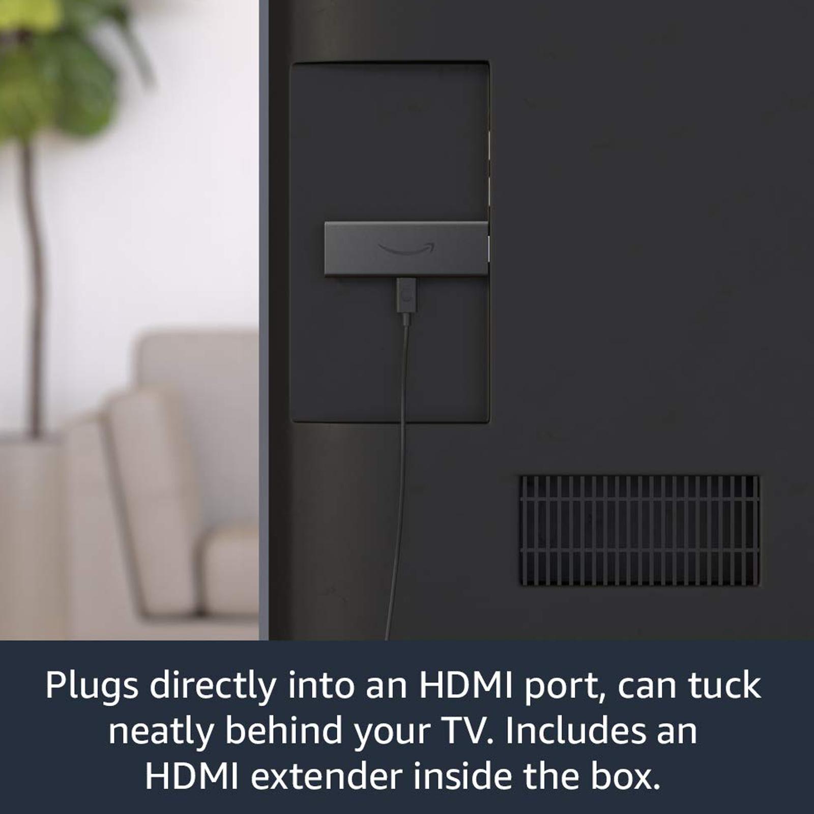 Amazon Fire TV Stick 3rd Gen with Alexa Voice Remote (Quad Core Processor, B08C1KQRR5, Black) 6