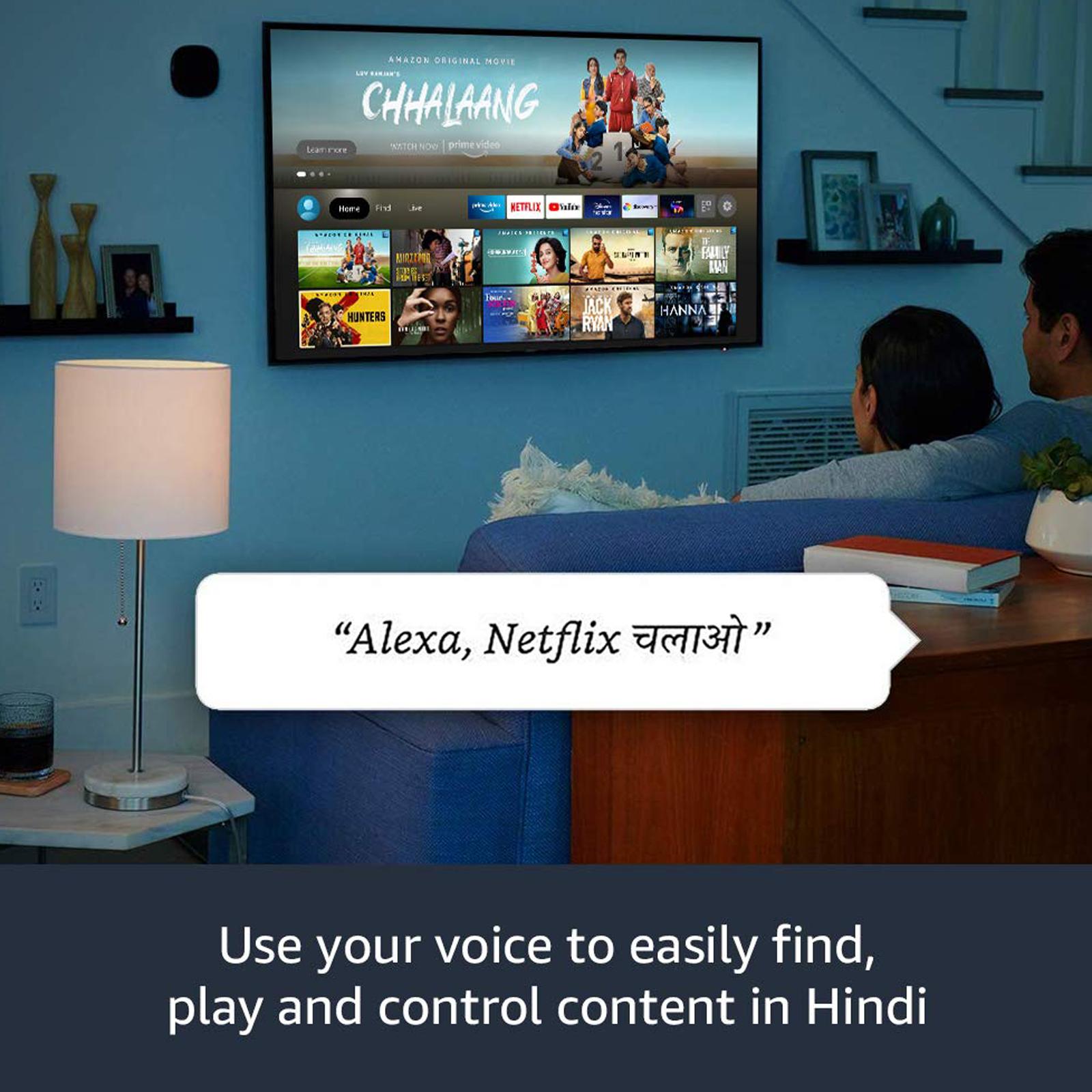 Amazon Fire TV Stick 3rd Gen with Alexa Voice Remote (Quad Core Processor, B08C1KQRR5, Black) 7