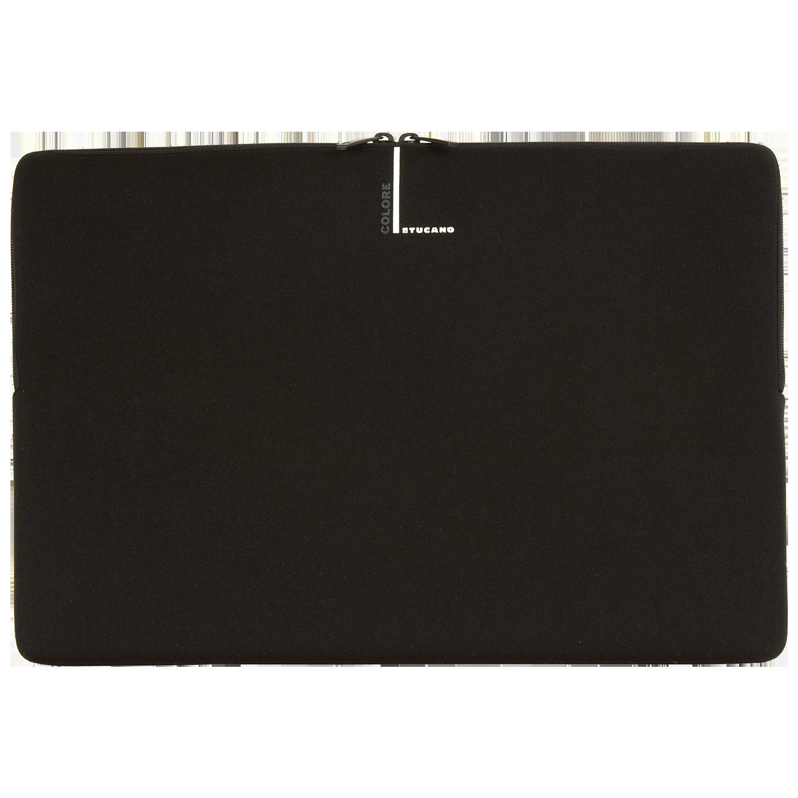 Tucano Colore Second Skin Neoprene Sleeve for 15.6 Inch Laptop (Anti-Slip System, BFC1516, Black)_1