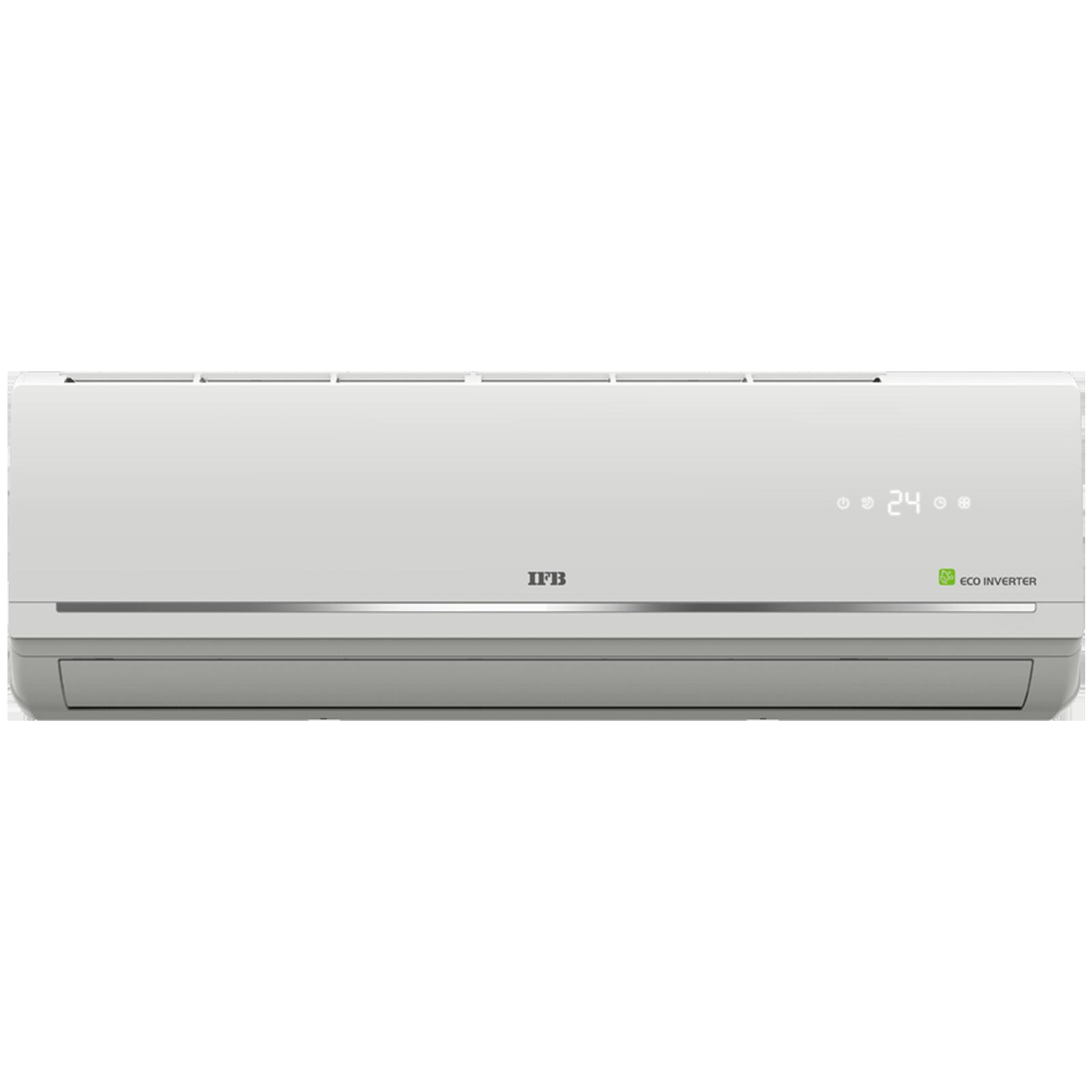 IFB Key Accounts 1.5 Ton 5 Star Inverter Split AC (Copper Condenser, IACI18BD5G3C, White)_1