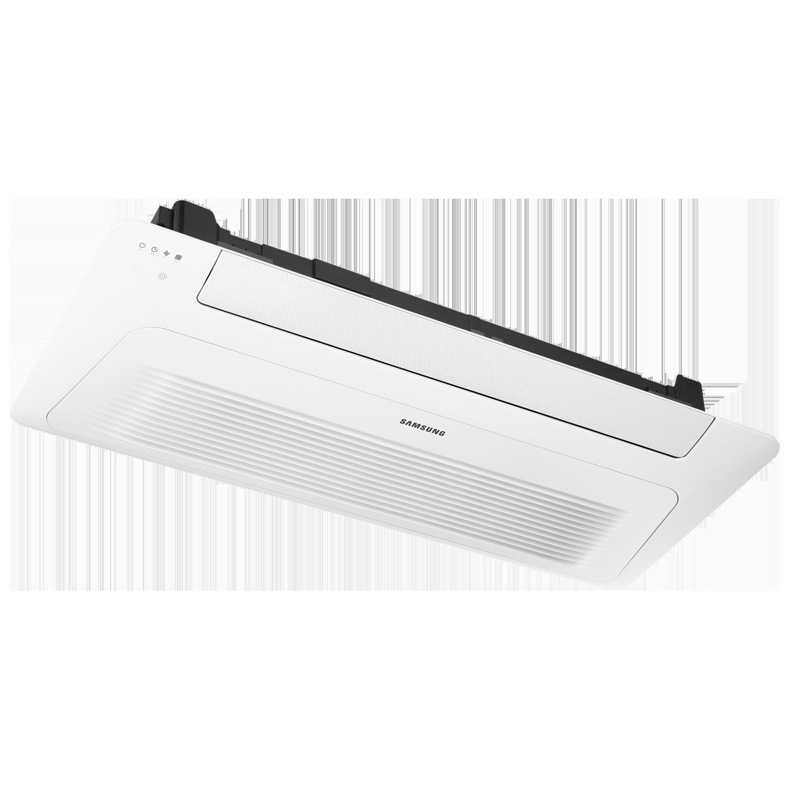 Samsung 1 Way Cassette 1 Ton 3 Star Inverter Cassette AC (Wi-Fi AC, Copper Condenser, AC036NN1PKC/TL, White)_2