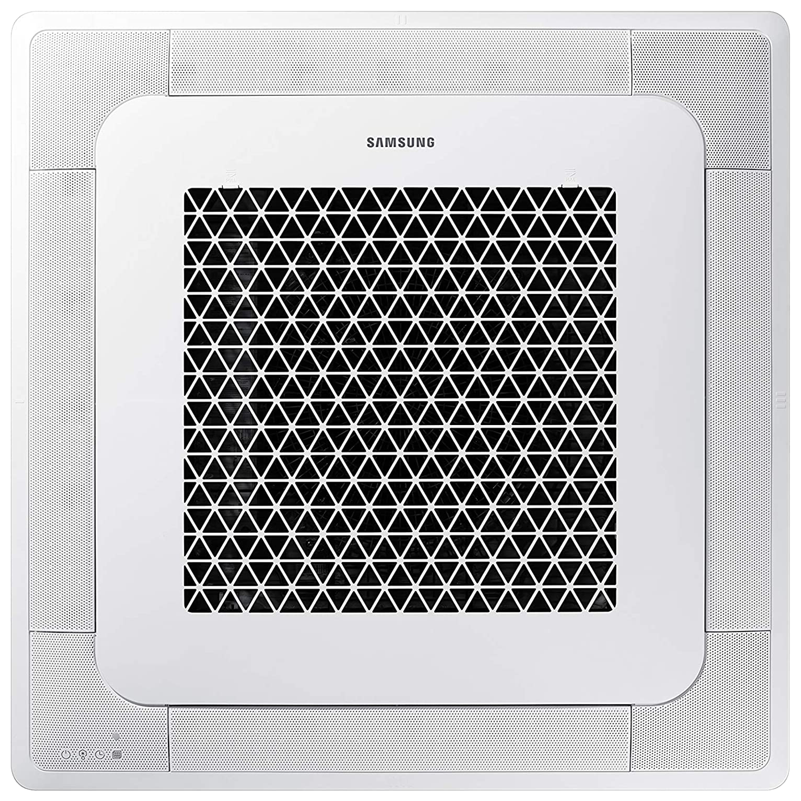 Samsung 4 Way 2 Ton 5 Star Inverter Cassette AC (Wi-Fi AC, Copper Condenser, AC071NN4DKC/TL, White)_1