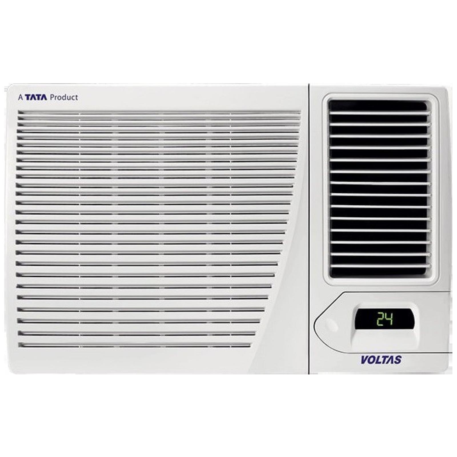 Voltas 1.5 Ton 3 Star Inverter Window AC (Hot and Cold, Copper Condenser, 18H CZP, White)_1