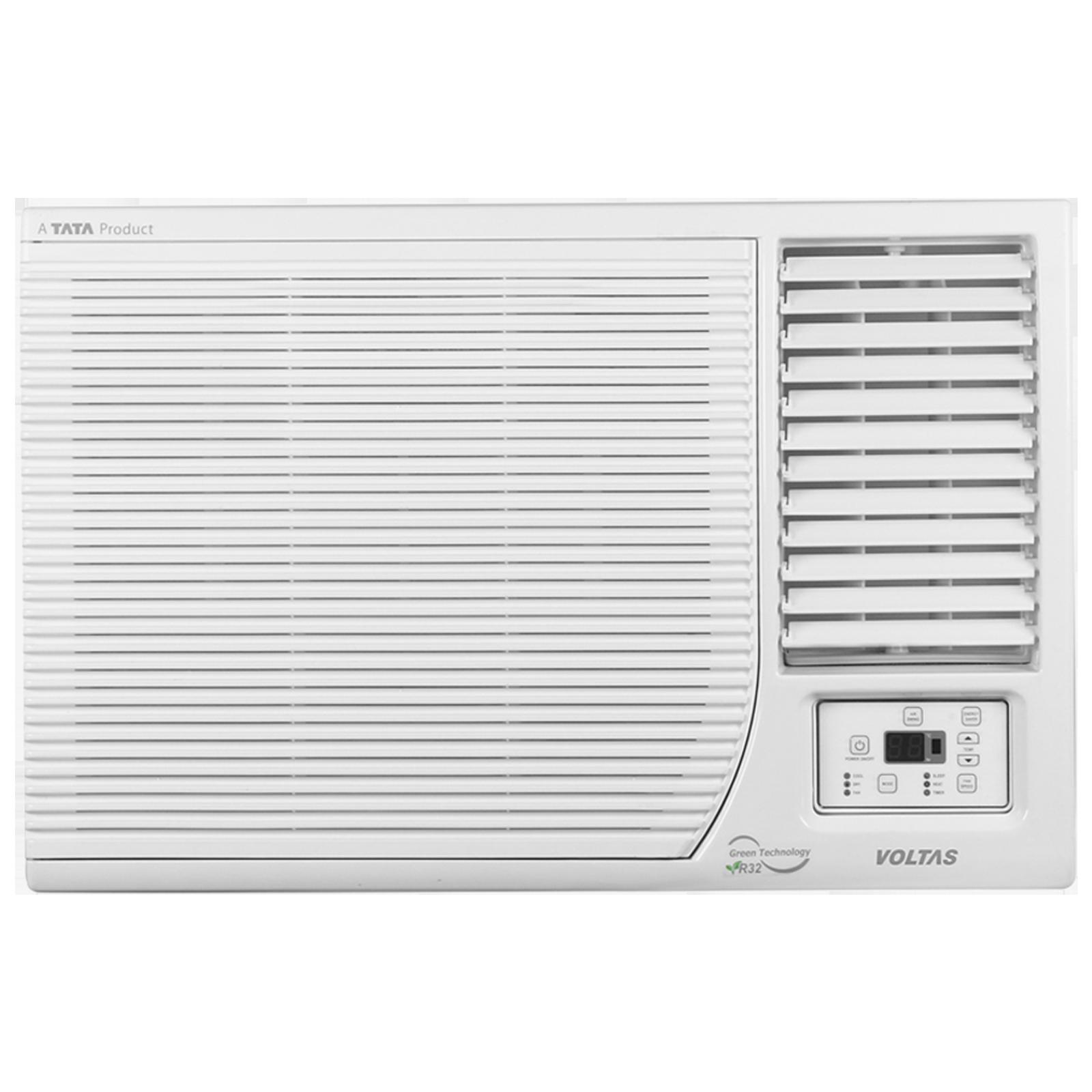 Voltas 1.5 Ton 3 Star Inverter Window AC (Hot and Cold, Copper Condenser, 18H DZB, White)_1
