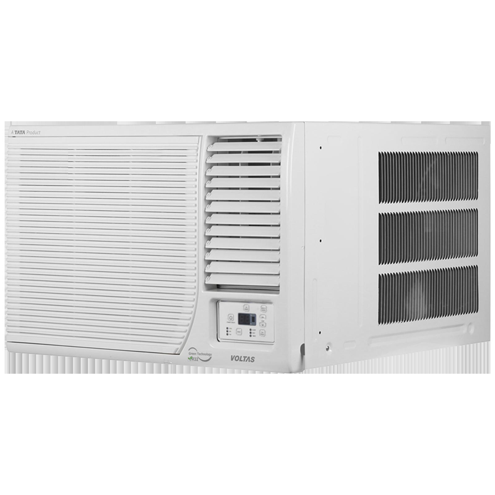 Voltas 1.5 Ton 3 Star Inverter Window AC (Hot and Cold, Copper Condenser, 18H DZB, White)_3