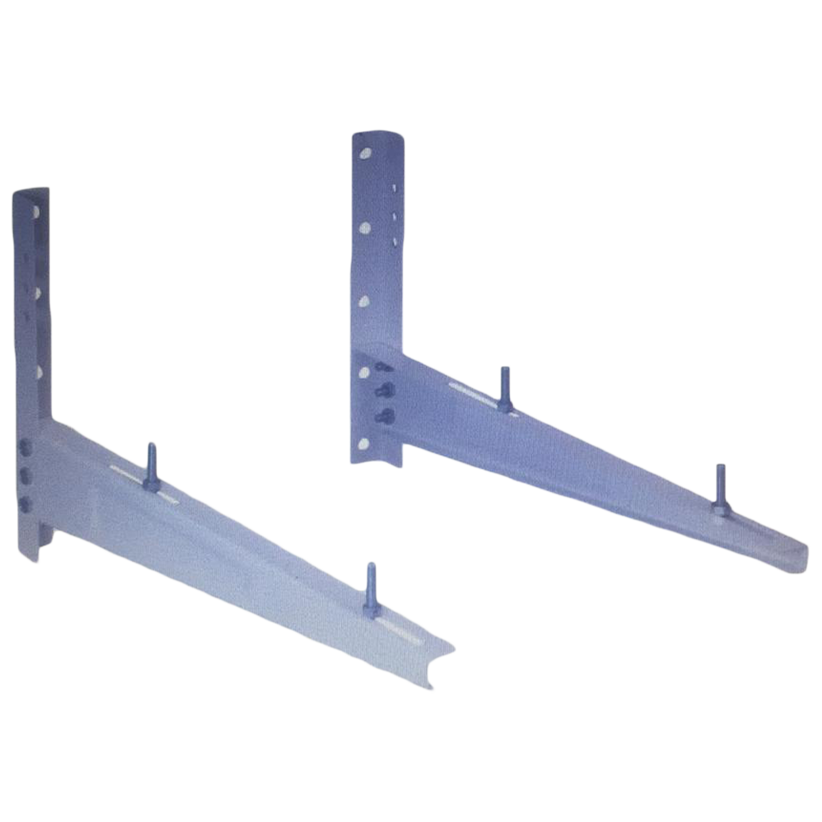 RD Plast Wall Mount Bracket For Air Conditioner (Powder Coating, RW 8547-1, White)_1