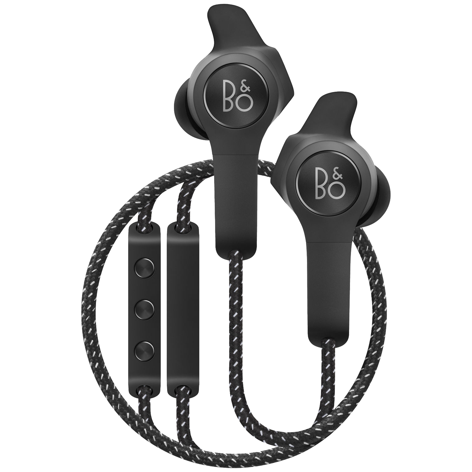 Bang & Olufsen Beoplay E6 In-Ear Passive Noise Cancellation Wireless Earphone with Mic (Bluetooth 4.2, Splash and Dust Resistant, BO-BPE6-BLK, Black)_1