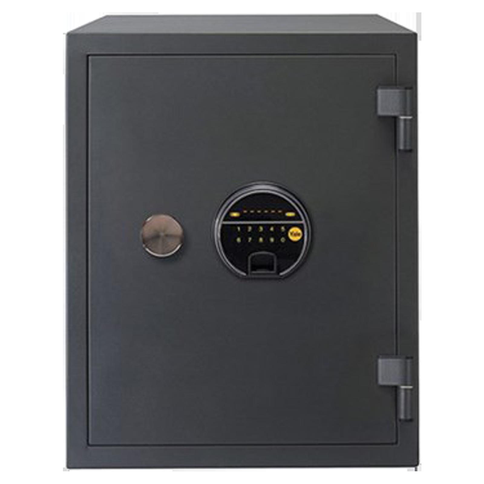 Yale 25.3 Litres Digital Safety Locker (1 Shelve, YFF/420/FG2, Black)_1