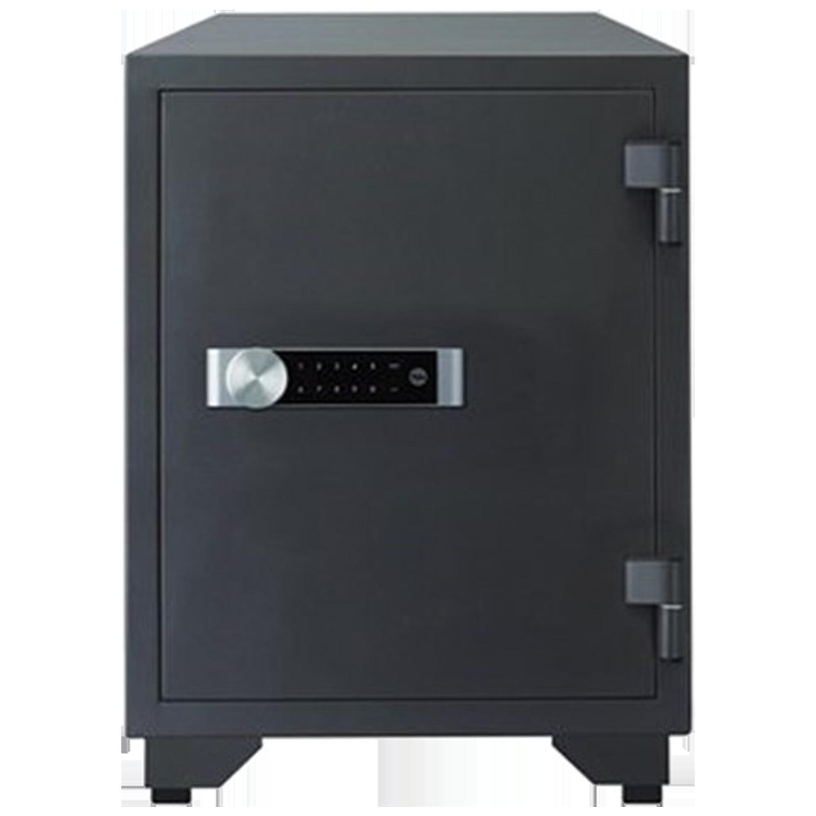 Yale 64 Litres Digital Safety Locker (1 Shelve, YFM/695/FG2, Black)_1