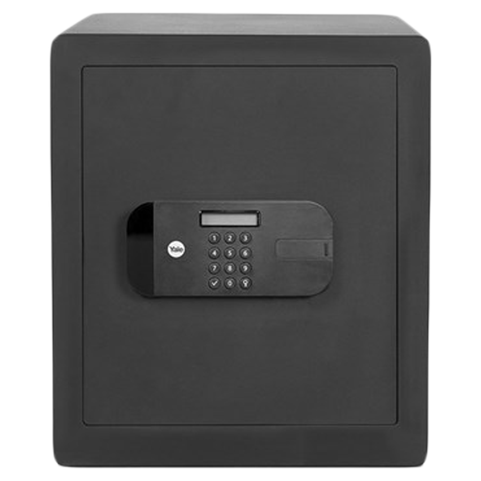 Yale 38.5 Litres Digital Safety Locker (1 Shelve, YSEB/400/EB1, Black)_1