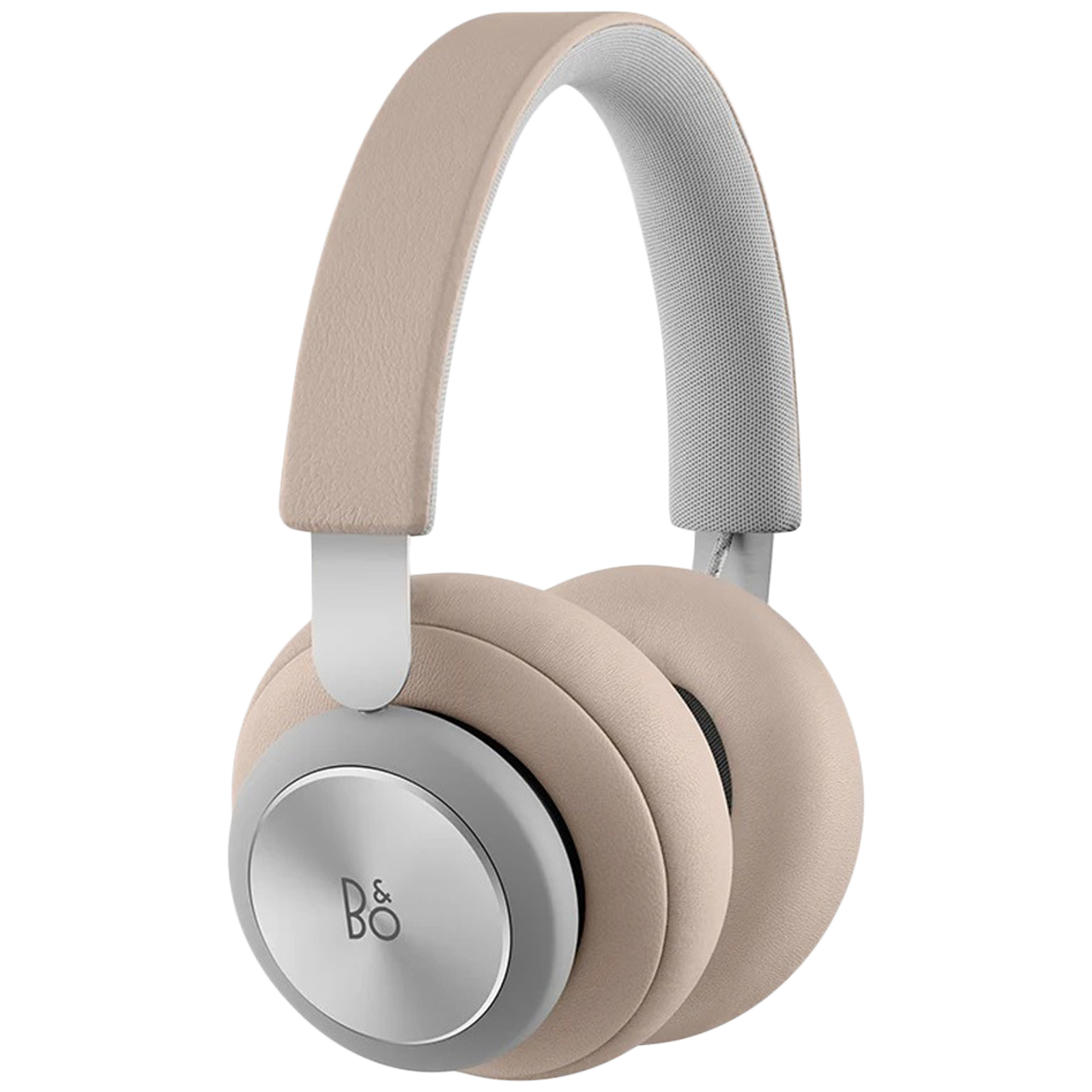 Bang & Olufsen Beoplay H4 2nd Gen Over-Ear Passive Noise Cancellation Wireless Headphone with Mic (Bluetooth 4.2, Google Assistant Support, BO-BPH4-LSTN, Limestone)_1