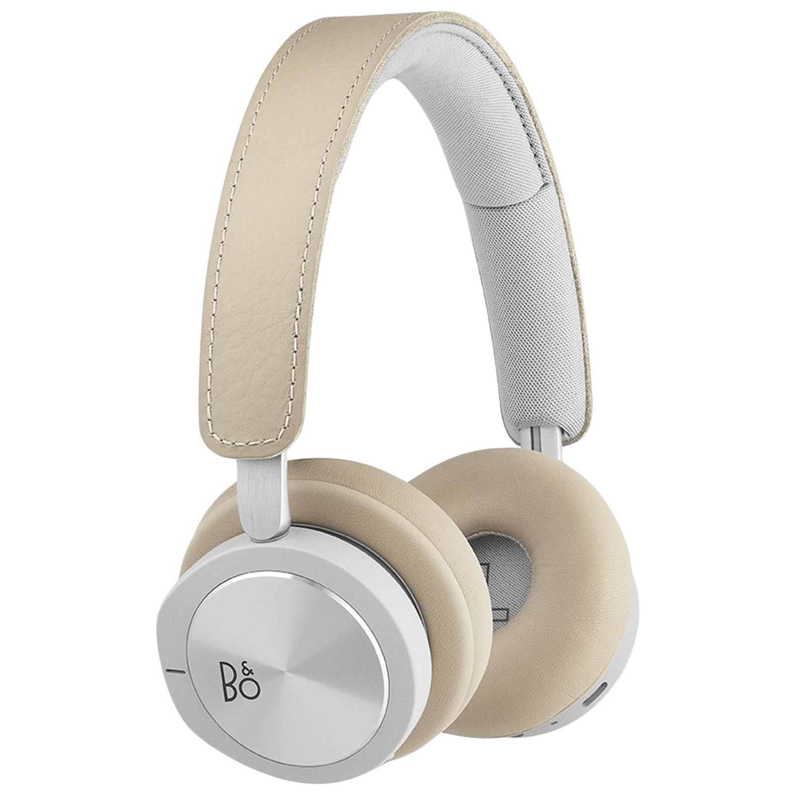 Bang & Olufsen Beoplay H8i On-Ear Active Noise Cancellation Wireless Headphone with Mic (Bluetooth 4.2, Built-in Proximity Sensor, BO-BPH8i-NTL, Natural)_1