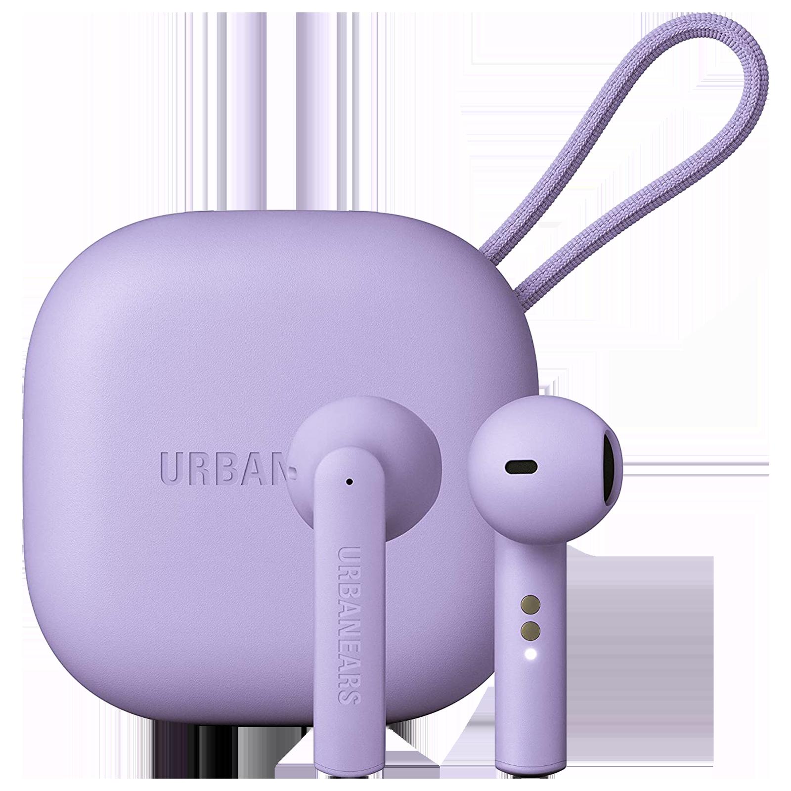 Urbanears Luma In-Ear Truly Wireless Earbuds with Mic (Bluetooth 5.0, Wear Detect Sensor, UE-LUMA-VLT, Ultra Violet)_1
