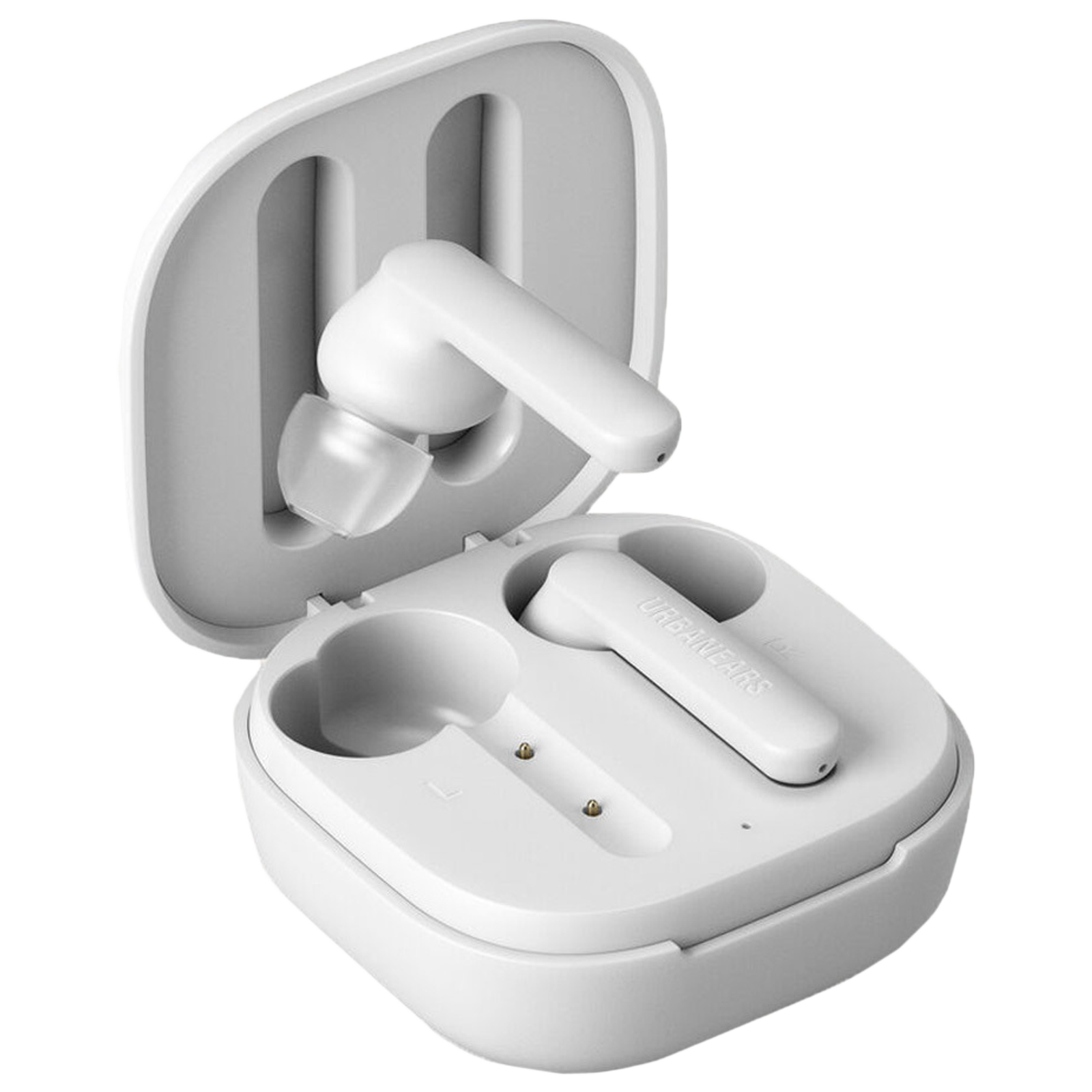 Urbanears Alby In-Ear Truly Wireless Earbuds with Mic (Bluetooth 5.0, Voice Assistant Support, UE-ALBY-WHT, Dusty White)_1