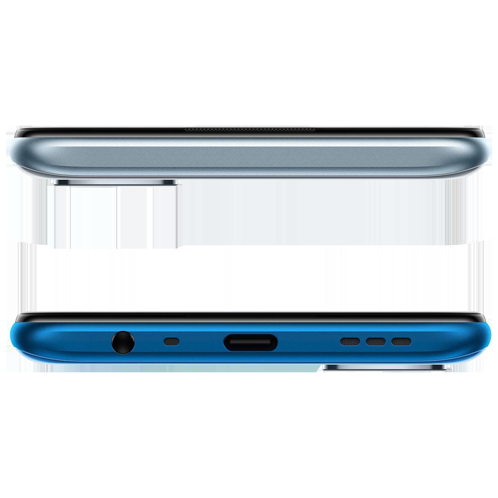 Oppo A53s (128GB ROM, 8GB RAM, CPH2321, Crystal Blue) 6